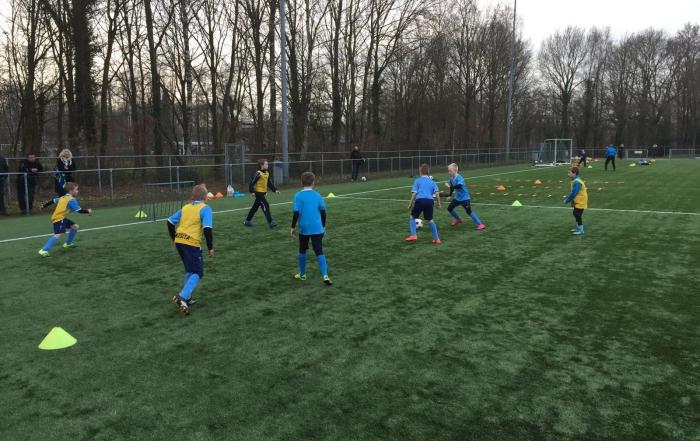 voetbalschool 10